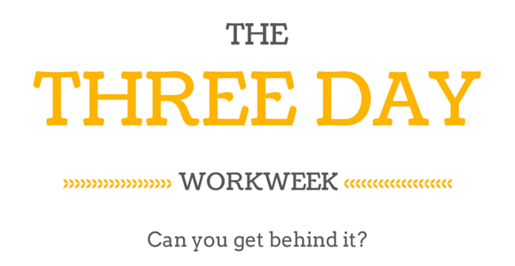 3 day work week